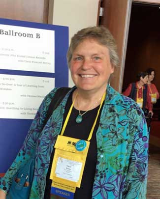Carol P. McCoy at NERGC 2017
