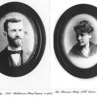 Joseph Melville McCoy and Ella Peterson McCoy