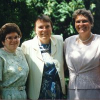 Jane McCoy, Kate McCoy Joy, Carol McCoy 1999