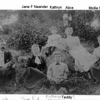 John Utz & His Family