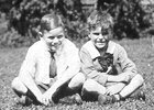 John & Rawley McCoy as Boys