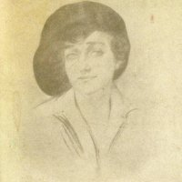 Portrait of Wilma Pollock, Connie McCoy's sister